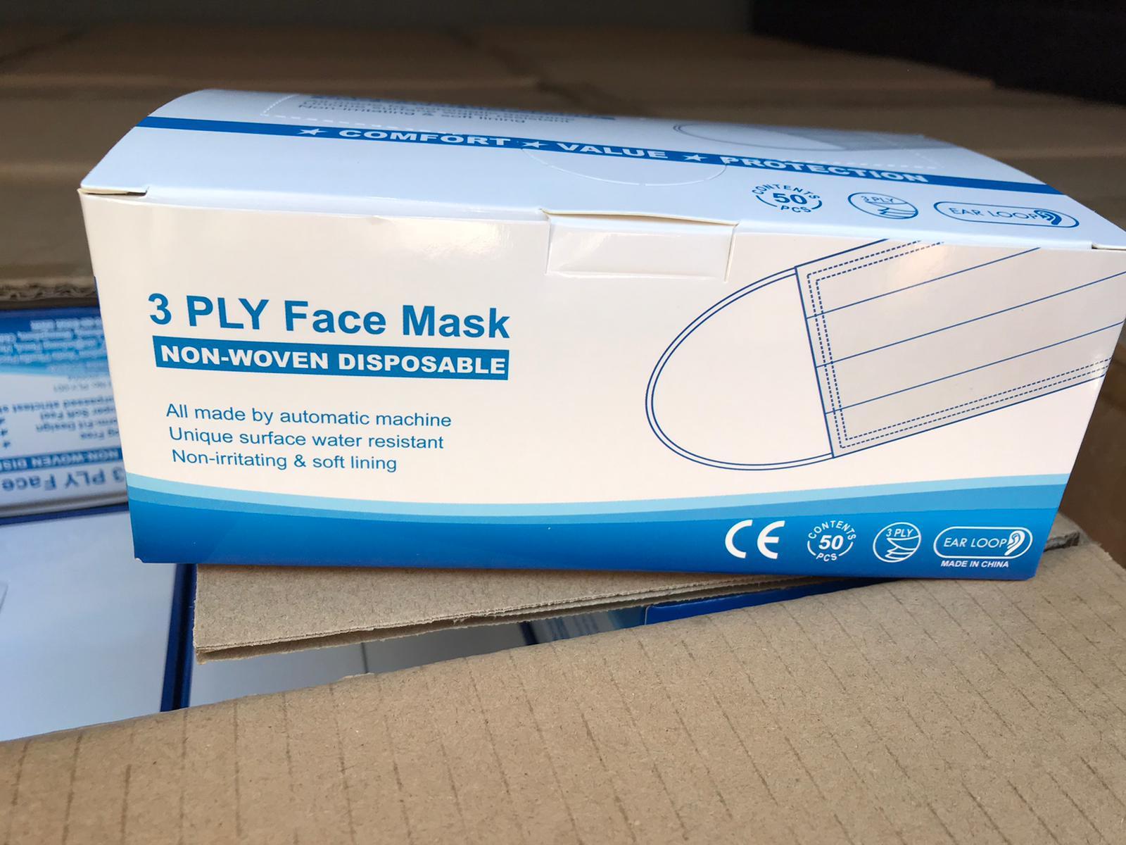 MSN Schutzmaske